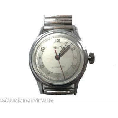 Vintage Nurses Wristwatch Multi Sweep Second Hand Swiss Made 1940s - The Best Vintage Clothing  - 1