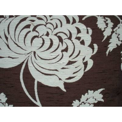 Vintage Rayon Screen-Printed Sample  1930'S-1940'S P - The Best Vintage Clothing