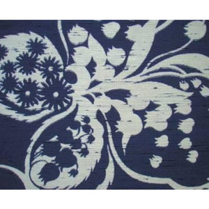 Vintage Rayon Screen-Printed Sample 1930S-1940S S - The Best Vintage Clothing