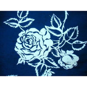Vintage Rayon Screenprinted Sample 1930s - The Best Vintage Clothing