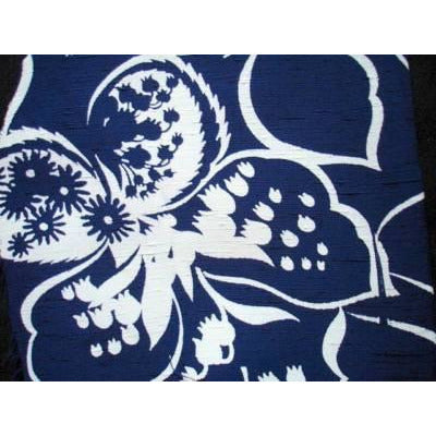 Vintage Rayon Screenprinted Sample 1930S-1940S LLB04042011xo - The Best Vintage Clothing