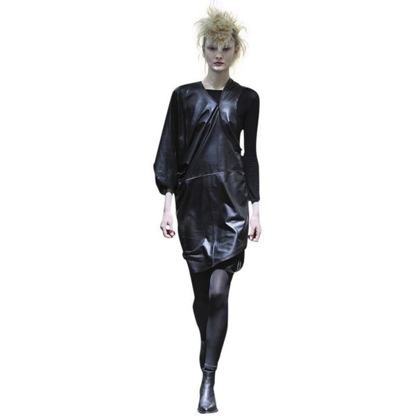 Junya Watanabe Buffalo Leather  A/W 2011 Dress One Size Investment Piece Designer - The Best Vintage Clothing  - 9