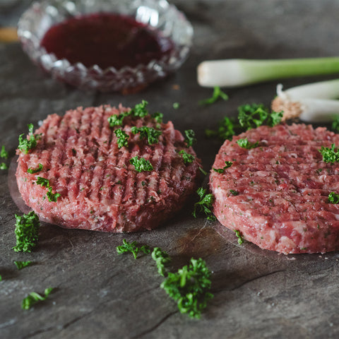 Terras Duck Burgers  -  Important Delivery information: This product is made on Thursdays and will be delivered on a Friday along with any other items you order.