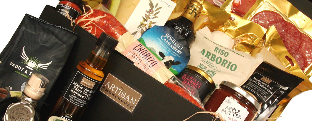 Image of The Artisan Smokehouse Deluxe Hamper