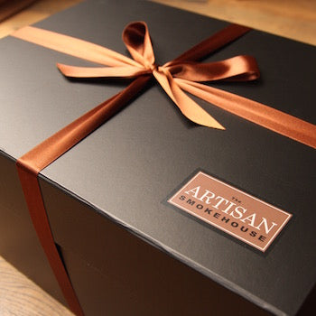 Image of The Artisan Smokehouse corporate hampers