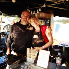 Image of Tim & Gill, Artisan Smokehouse, at event