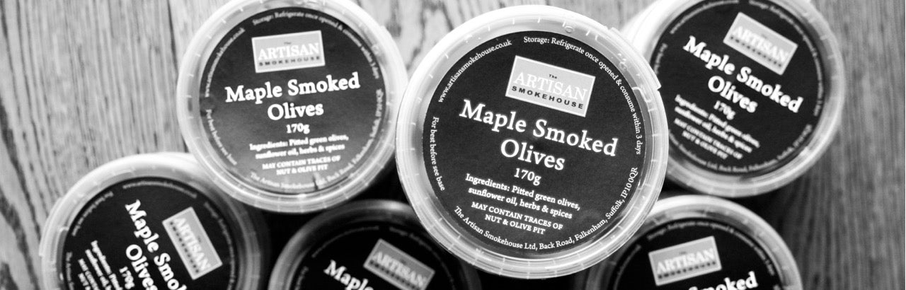 Image of Smoked Olives