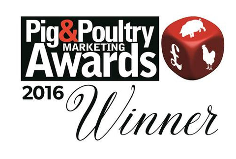 Pig & Poultry Marketing 2016 Awards Logo