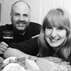 Image of Tim & Gill at The Artisan Smokehouse