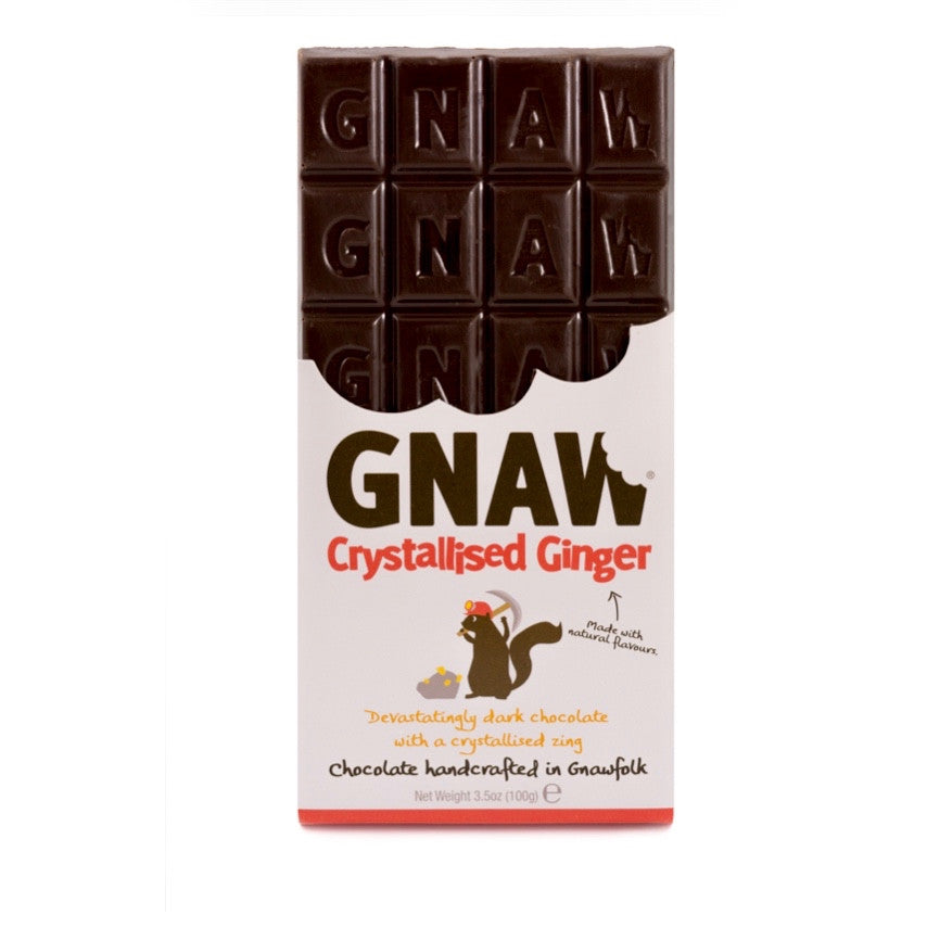Image of Gnaw Dark Chocolate Bar