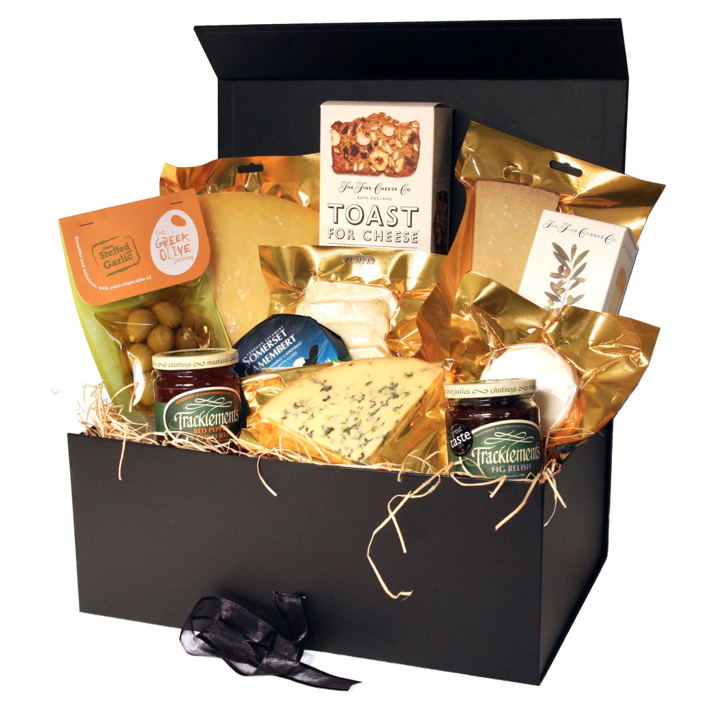 Image of The Luxury Cheese Hamper - The Artisan Smokehouse