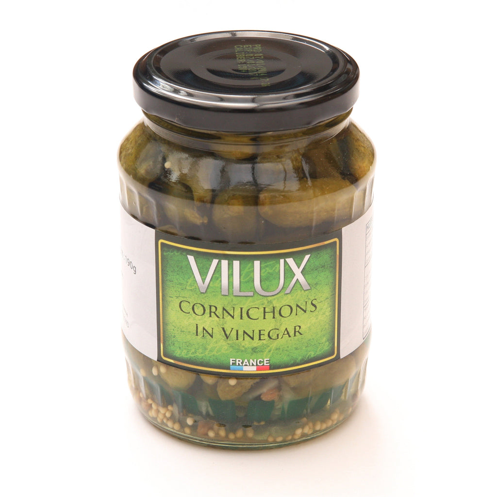 Image of Cocktail Gherkins in Jar - The Artisan Smokehouse