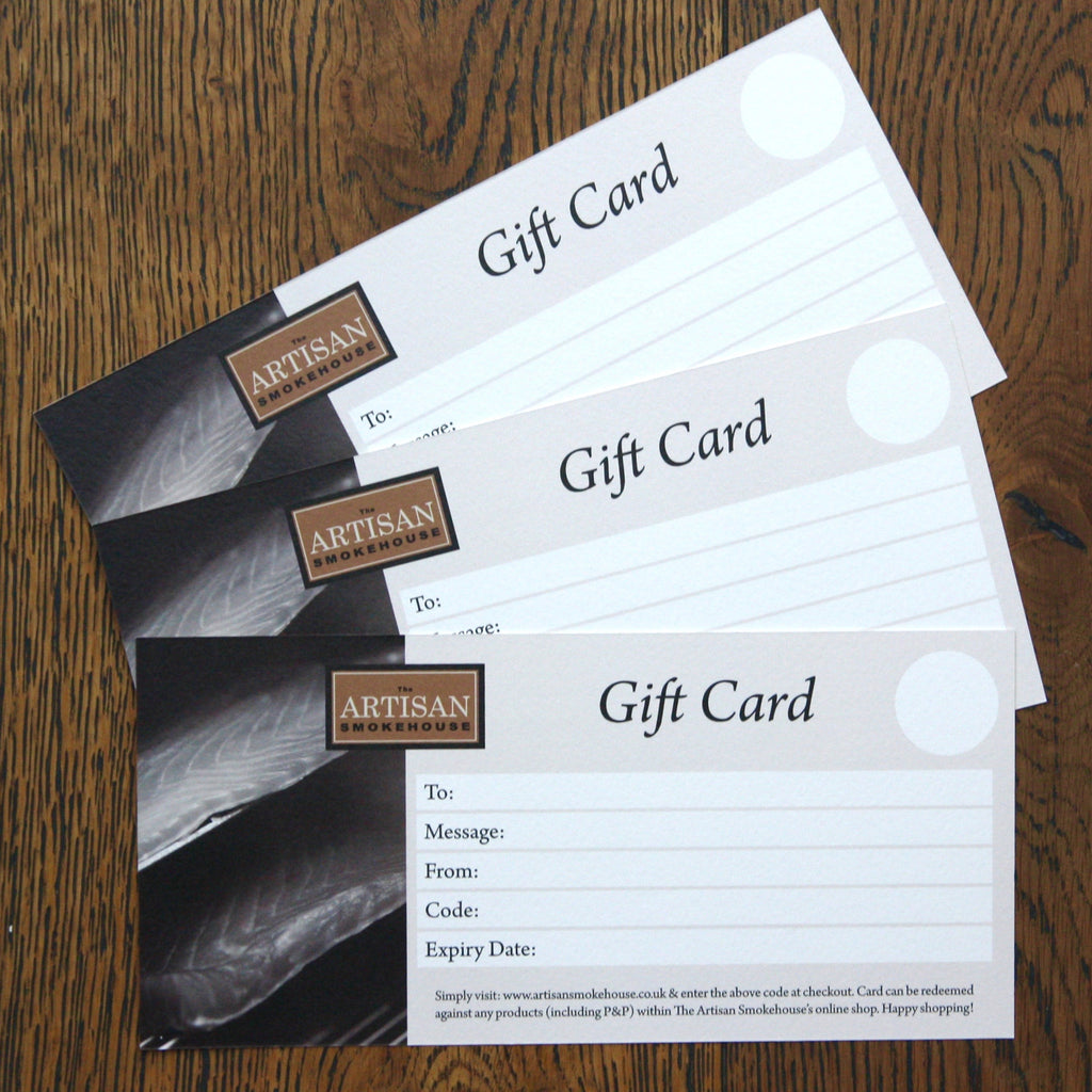 Image of Artisan Smokehouse Gift Card