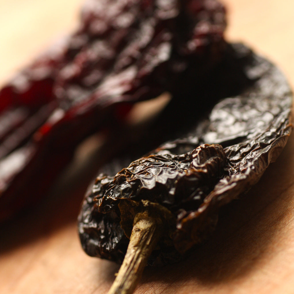 Image of Smoked Ancho Chillies - The Artisan Smokehouse