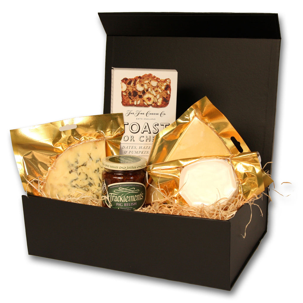 Image of The Smoked Cheese Hamper - The Artisan Smokehouse