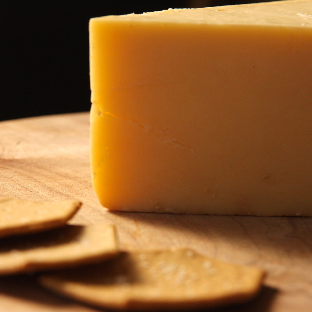 Image of Smoked Cheddar - The Artisan Smokehouse