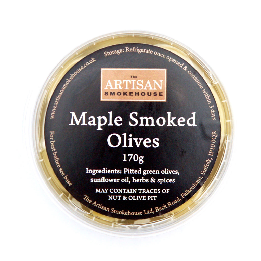 Image of Maple Smoked Olives