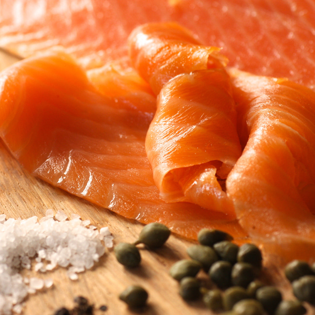 Image of Smoked Scottish Salmon - The Artisan Smokehouse
