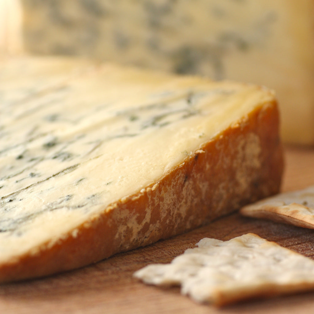 Image of Smoked Stilton - The Artisan Smokehouse