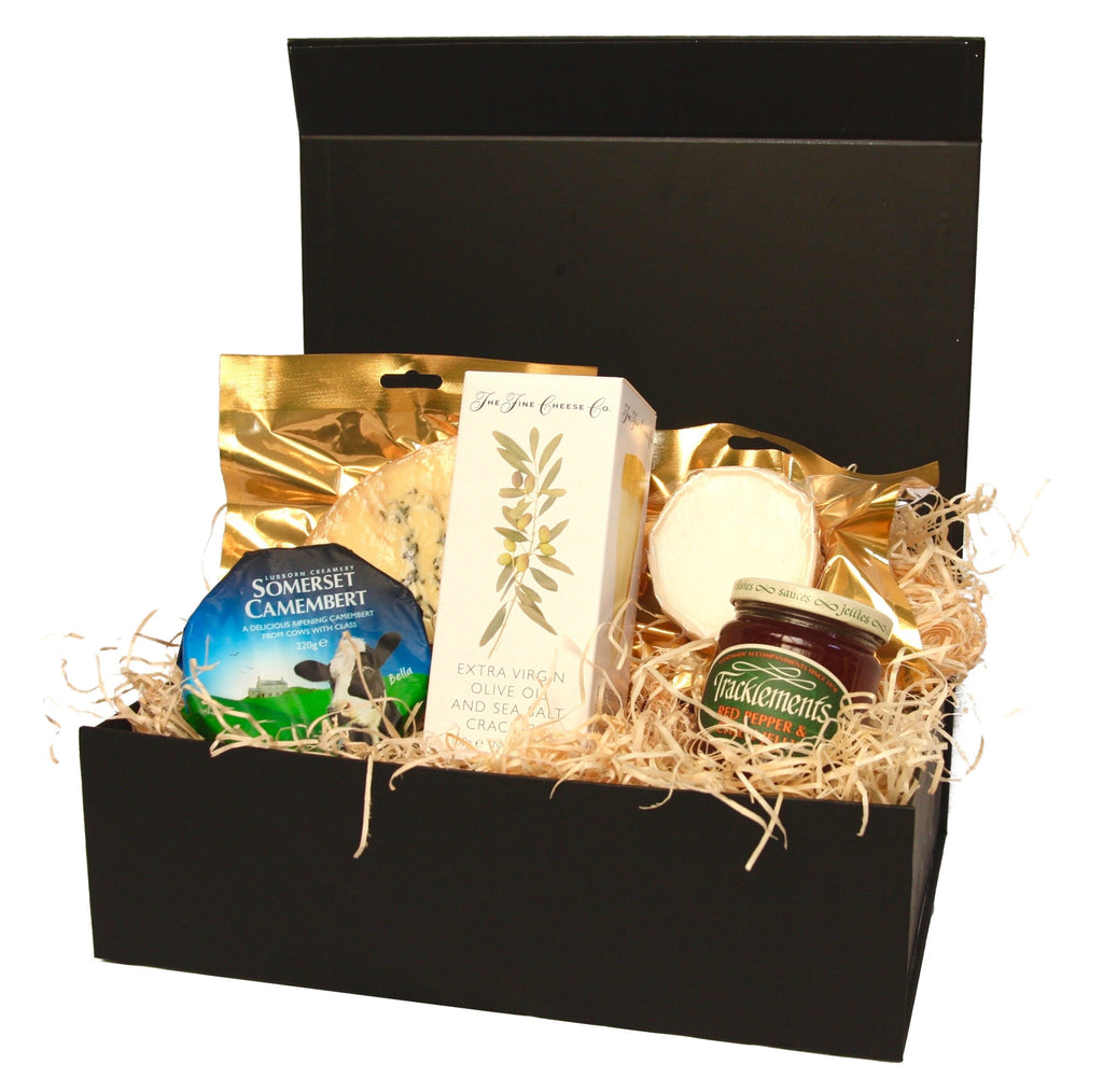 Image of The Vegetarian Cheese Hamper - Artisan Smokehouse