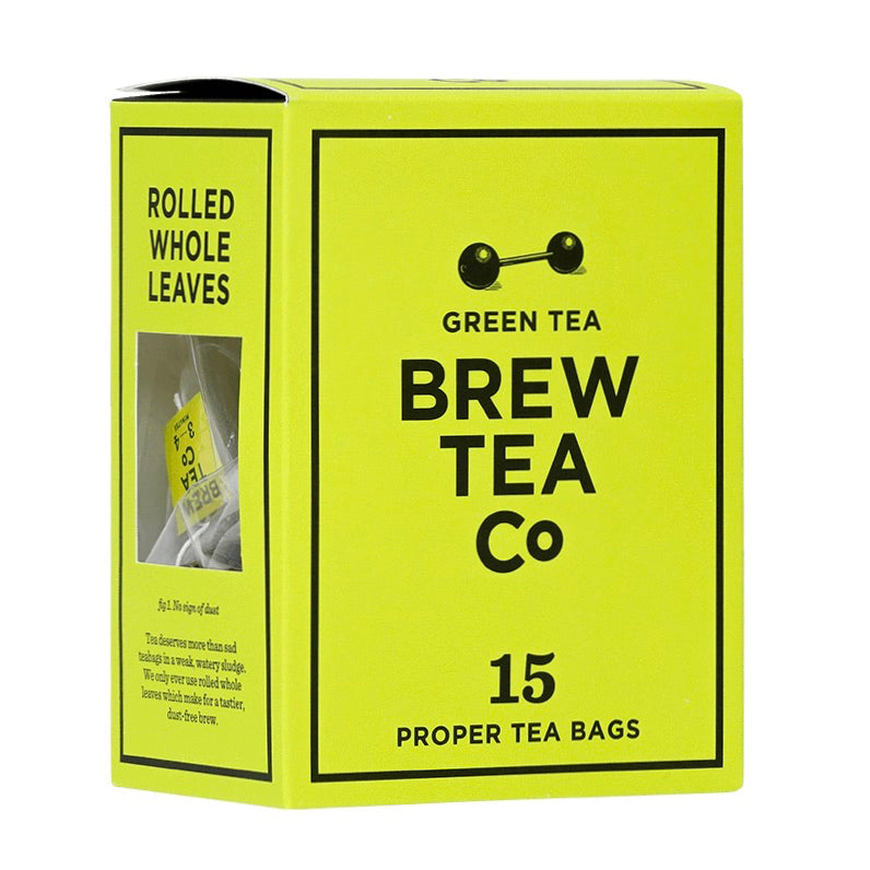 Image of Brew Tea Co Green Tea