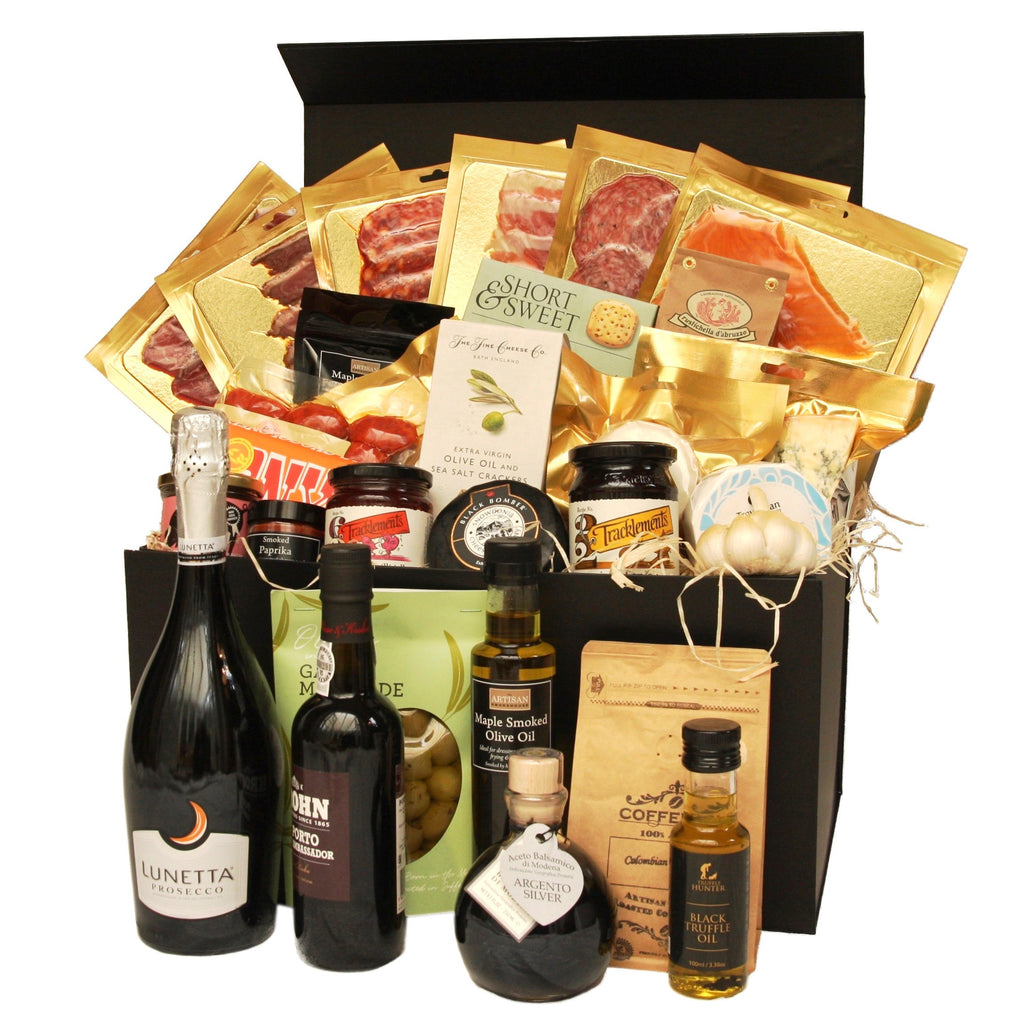 Image of The Deluxe Hamper - The Artisan Smokehouse