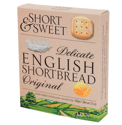 Image of Short & Sweet English Shortbread