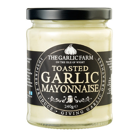 Image of Garlic Farm's Toasted Garlic Mayonnaise