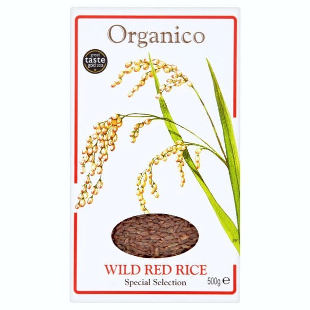 Image of Organico Wild Red Rice