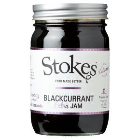 Image of Stokes Blackcurrant Jam - Artisan Smokehouse