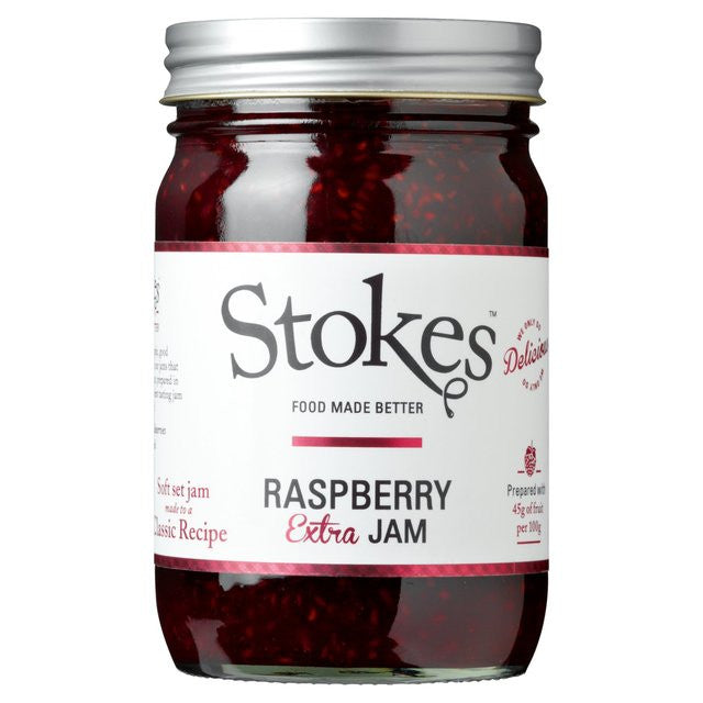 Image of Stokes Raspberry Jam - Artisan Smokehouse