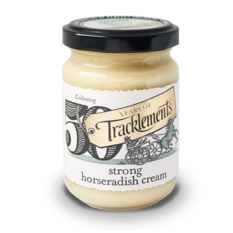 Image of Tracklements Strong Horseradish Cream