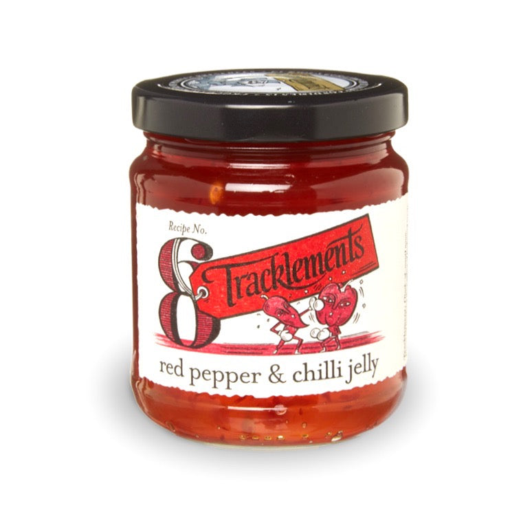 Photo of Tracklements Red Pepper & Chilli Jelly