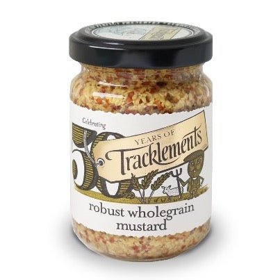Image of Tracklements Robust Wholegrain Mustard