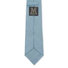 Starfish Silk Tie • Mint Green