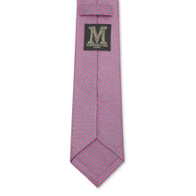 Silk Tie, Printed Silk Tie, Wedding Ties, Neckwear, Made in England, Marmaduke London.