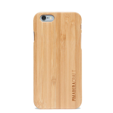 Bamboo Wood iPhone 6 Case