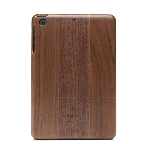 Walnut Wood iPad Case
