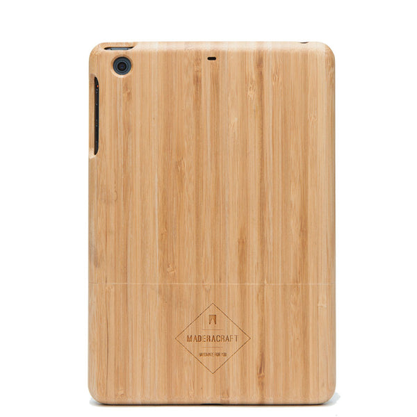 Bamboo Wood iPad Case