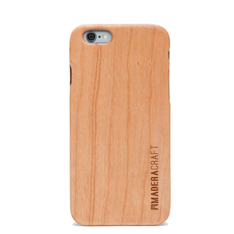 Cherry Wood iPhone 6 Case