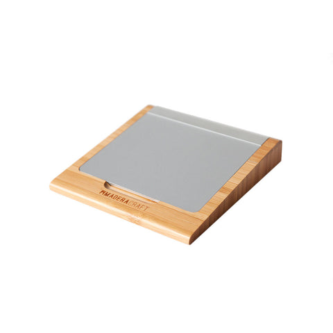 Bamboo Wood Bluetooth Trackpad Holder