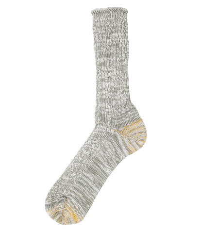 271 cotton socks<br/>army mel.