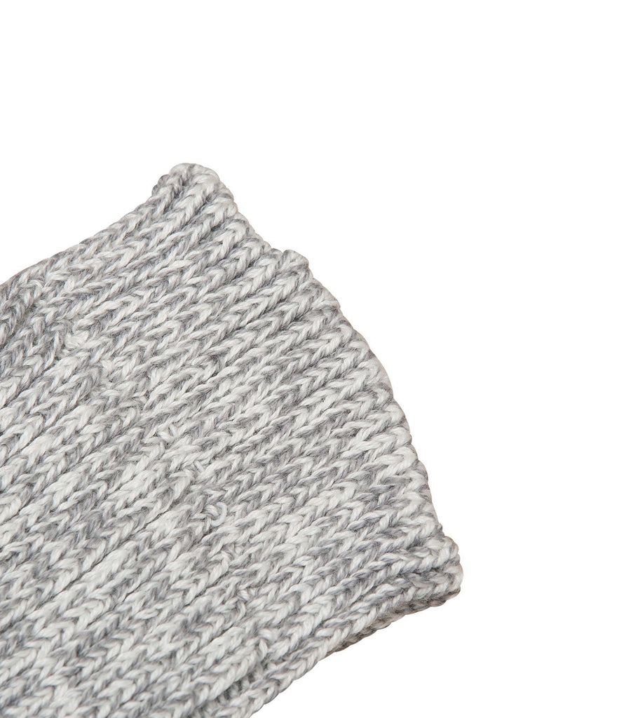 Unisex <br/>271 cotton socks <br/>grey mel.