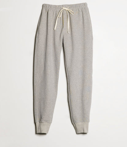 Men's<br/>3S58 sweatpants long<br/>grey mel.
