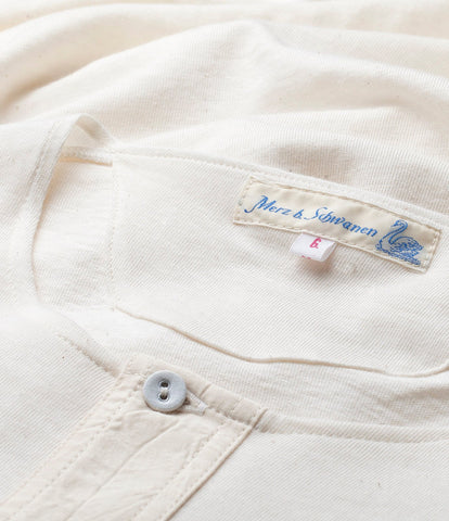 103 henley short sleeve<br/>nature
