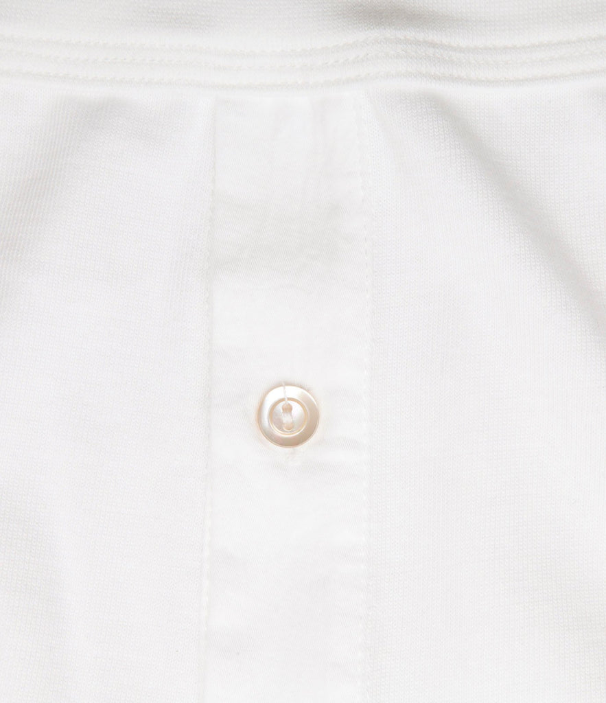 255 button facing underpants<br/>white
