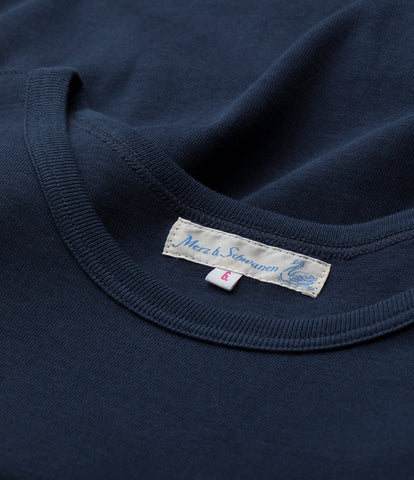 1960's army tee<br/>ink blue