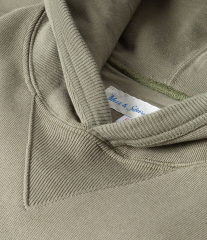 Men's<br/>3S82 hooded sweater<br/>army