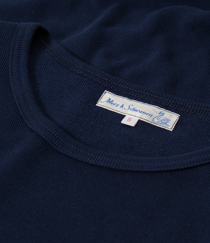 512 strickflausch army shirt<br/>ink blue
