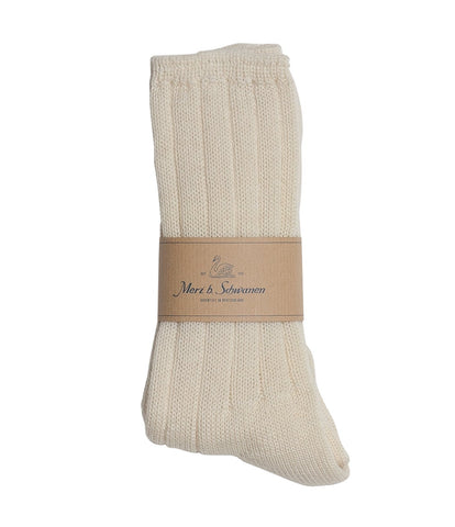 W72 merino wool socks<br/>nature